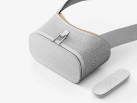 Daydream view VR headset grey 2nd generation