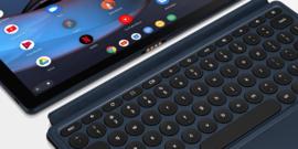Google Pixel Slate M3 Bundle (+pen en keyboard)