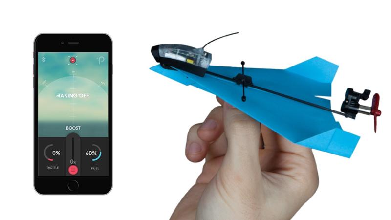 Powerup Dart Paperplane