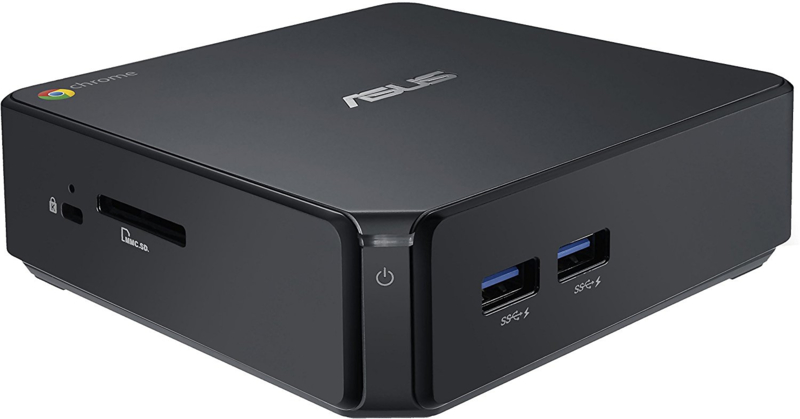 Asus Chromebox CN62 I7-5500U (used)