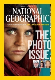 10 National Geographic Magzines