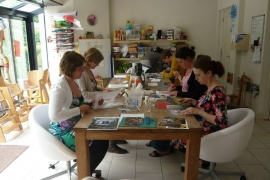 Aanbetaling voor de SoulCollage® Facilitator training