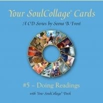 CD Doing Readings with SoulCollage® & The Transpersonal Cards