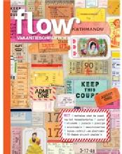 Flow vakantieschrijfboek 2012