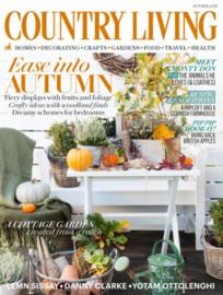 4 Country Living tijdschriften
