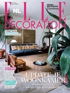 3 x Elle decoration