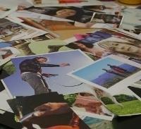 100 verschillende afbeeldingen uit tijdschriften