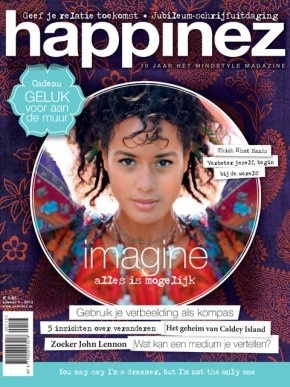 5 tijdschriften Happinez