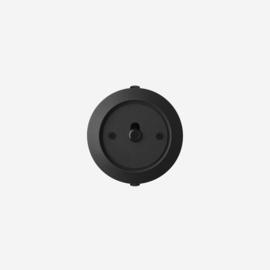 Wall mount voor VIPP wandlampen voor  Vipp522 en Vipp524, levrbaar in zwart en wit
