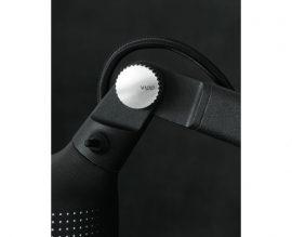 VIPP 524 wandspot, zwart
