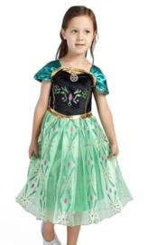 Anna Prinsessen jurk + GRATIS ketting