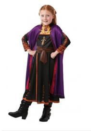 Disney Frozen 2 Anna jurk + GRATIS kroon