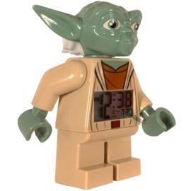 LEGO Star Wars Wekker Yoda 18cm