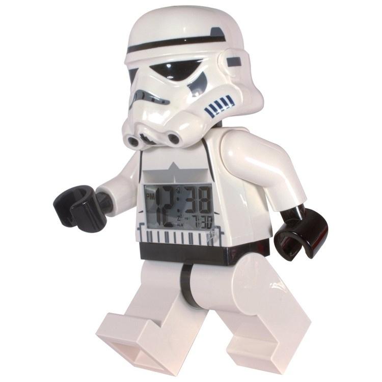 LEGO Star Wars Wekker Stormtrooper 20cm