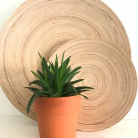 Bamboe schaal klein