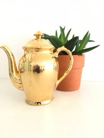 "Vintage ""gouden"" theepot Royal Worcester"