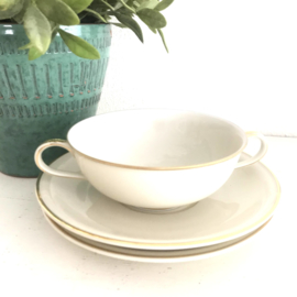 Vintage kop en schotel 116,  porselein Hutschenreuther Selb