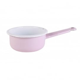 Steelpan emaille roze