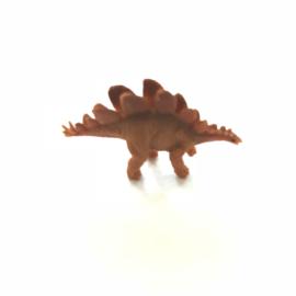 Lucky mini stegosaurus (dinosaurus)