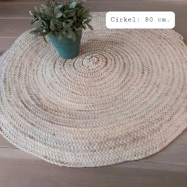 Huren: Echte palmblad kleed