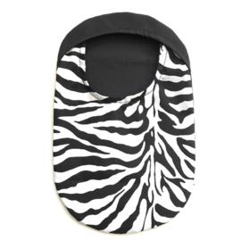 """Stoma cover/ hoesje """"zebra"""" 1"""