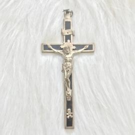 Vintage Jezus aan het kruis, zéér gedetailleerd, nr. 2