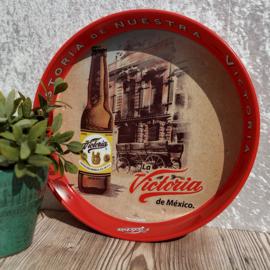 """Vintage """"La Historia de Nuestra Victoria"""" bier dienblad nr. 2"""
