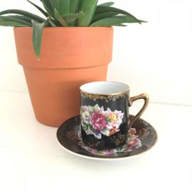 Vintage kop en schotel 39