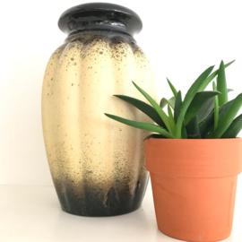 """Vintage (vloer) vaas """"Scheurich keramik, W-Germany, nr. 202-34"""""""