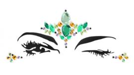 Face Jewels/ gezichts juwelen/stenen voor op gezicht nr 2.39