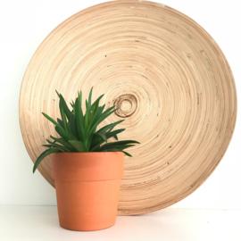Bamboe schaal groot