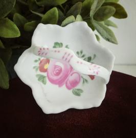 "Vintage schaaltje ""Ostfriesische Rose"", decor 56910"