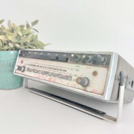 """Vintage transistor radio """"Sonolor"""", Jaren '50/'60"""