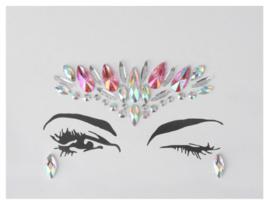 Face Jewels/ gezichts juwelen/stenen voor op gezicht nr 2.36