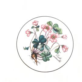 Vintage schaaltje met deksel , Villeroy en Boch, Botanica, 13 cm