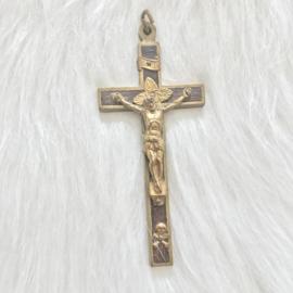 Vintage Jezus aan het kruis, zéér gedetailleerd, nr. 3