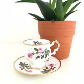 Vintage kop en schotel 83, Elizabethan