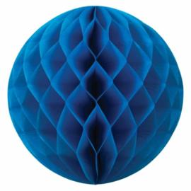 Decoratie set(12-delig) blue;  honeycombs, pom poms, slingers en waaiers