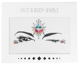Face Jewels/ gezichts juwelen/stenen voor op gezicht nr 2.41