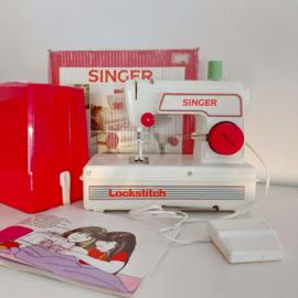 """Vintage Singer kinder naaimachine """"lockstitch"""", 7+"""