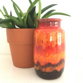 """Vintage vaas """"Scheurich keramik, W-Germany, nr. 237-15"""""""
