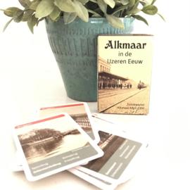 """Fotokwartet """"Alkmaar in de IJzeren Eeuw"""", 1865-1900"""