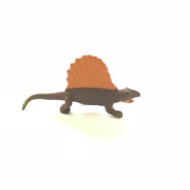 SALE: Lucky mini Dimetrodon (dinosaurus mét kam)