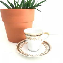 Vintage kop en schotel 70