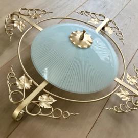 Vintage plafonnière lamp nr. 2, jaren '50/'60