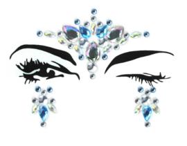 Face Jewels/ gezichts juwelen/stenen voor op gezicht nr 2.40