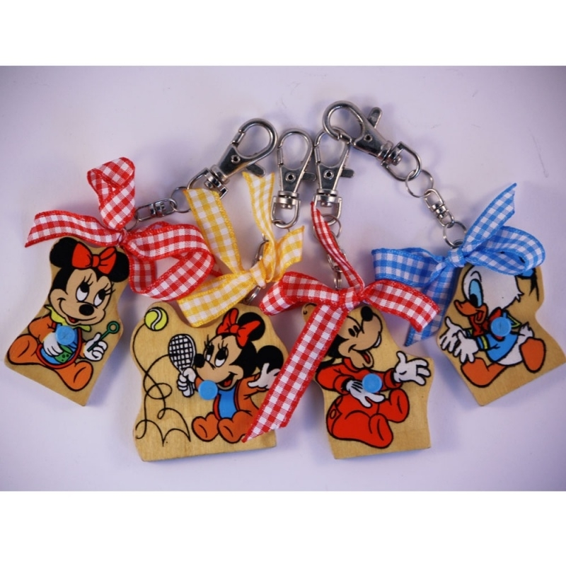 SALE: Sleutelhanger puzzelstuk Disney