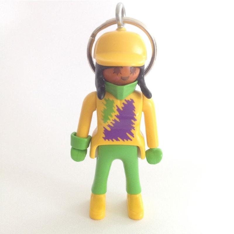 SALE: Sleutelhanger Playmobil