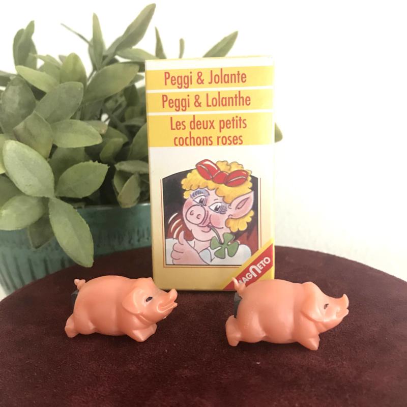 "Vintage""Magneto""Spielwaren; ""Peggi & Jolante"", nr. 8512, Collecters item!"