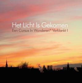 Ben Vlijmincx - Muziek CD Het Licht Is Gekomen